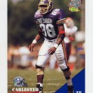 1994 Classic Football #010 Carlester Crumpler - Seattle Seahawks
