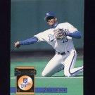 1994 Donruss Baseball #306 Jose Lind - Kansas City Royals