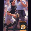 1994 Donruss Baseball #217 Don Slaught - Pittsburgh Pirates