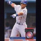 1994 Donruss Baseball #178 Derrick May - Chicago Cubs