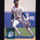 1994 Donruss Baseball #172 Tony Fernandez - Toronto Blue Jays