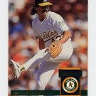 1994 Donruss Baseball #016 Dennis Eckersley - Oakland A's