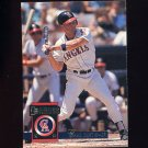 1994 Donruss Baseball #011 Chad Curtis - California Angels