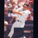 1996 Donruss Baseball #507 J.T. Snow - California Angels