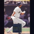 1996 Donruss Baseball #489 Derrick May - Houston Astros