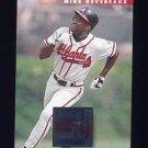 1996 Donruss Baseball #468 Mike Devereaux - Atlanta Braves