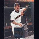 1996 Donruss Baseball #459 Marvin Benard - San Francisco Giants