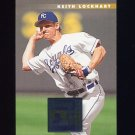 1996 Donruss Baseball #386 Keith Lockhart - Kansas City Royals