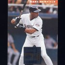 1996 Donruss Baseball #364 Marc Newfield - San Diego Padres