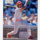 1991 Ultra Baseball #094 Mariano Duncan - Cincinnati Reds