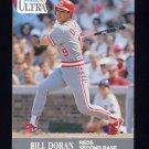 1991 Ultra Baseball #093 Bill Doran - Cincinnati Reds