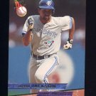 1993 Ultra Baseball #642 Darrin Jackson - Toronto Blue Jays