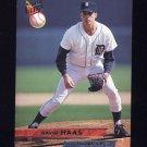 1993 Ultra Baseball #551 David Haas - Detroit Tigers