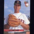 1993 Ultra Baseball #513 Bob Melvin - Boston Red Sox