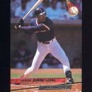 1993 Ultra Baseball #509 Andre Dawson - Boston Red Sox