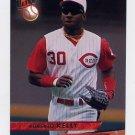 1993 Ultra Baseball #329 Roberto Kelly - Cincinnati Reds
