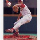 1993 Ultra Baseball #328 Steve Foster - Cincinnati Reds