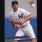 1993 Ultra Baseball #249 Andy Stankiewicz - New York Yankees
