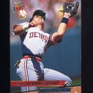 1993 Ultra Baseball #202 Scott Livingstone - Detroit Tigers