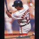 1993 Ultra Baseball #141 Chito Martinez - Baltimore Orioles