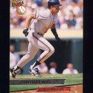 1993 Ultra Baseball #134 Darren Lewis - San Francisco Giants