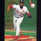 1993 Ultra Baseball #112 Lee Smith - St. Louis Cardinals