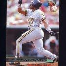 1993 Ultra Baseball #099 Lloyd McClendon - Pittsburgh Pirates