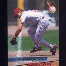 1993 Ultra Baseball #088 Dave Hollins - Philadelphia Phillies