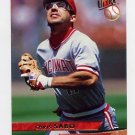 1993 Ultra Baseball #035 Chris Sabo - Cincinnati Reds