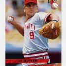 1993 Ultra Baseball #032 Joe Oliver - Cincinnati Reds