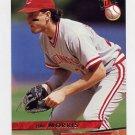 1993 Ultra Baseball #031 Hal Morris - Cincinnati Reds