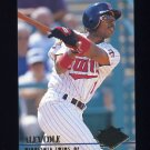1994 Ultra Baseball #386 Alex Cole - Minnesota Twins