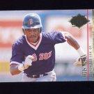 1994 Ultra Baseball #316 Otis Nixon - Boston Red Sox