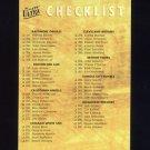 1995 Ultra Baseball #448 Checklist