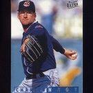 1995 Ultra Baseball #281 Charles Nagy - Cleveland Indians
