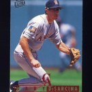 1995 Ultra Baseball #267 Gary DiSarcina - California Angels