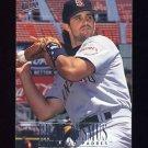 1996 Ultra Baseball #281 Brad Ausmus - San Diego Padres