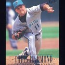 1996 Ultra Baseball #200 Chris Hammond - Florida Marlins