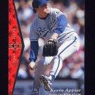 1995 SP Baseball #160 Kevin Appier - Kansas City Royals
