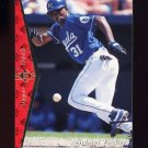 1995 SP Baseball #157 Michael Tucker - Kansas City Royals