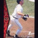 1995 SP Baseball #152 Chad Curtis - Detroit Tigers