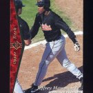 1995 SP Baseball #123 Jeffrey Hammonds - Baltimore Orioles