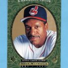 1995 SP Baseball #026 Dave Winfield - Cleveland Indians