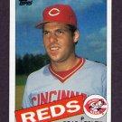 1985 Topps Baseball #597 Brad Lesley - Cincinnati Reds