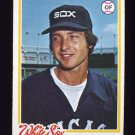 1978 Topps Baseball #272 Royle Stillman - Chicago White Sox