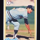 1978 Topps Baseball #218 Marty Pattin - Kansas City Royals