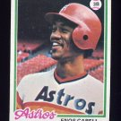 1978 Topps Baseball #132 Enos Cabell - Houston Astros