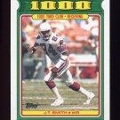 1988 Topps Football 1000 Yard Club #03 J.T. Smith - St. Louis Cardinals