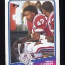 1988 Topps Football #187 Ronnie Lippett - New England Patriots