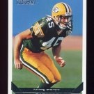1993 Topps Gold Football #612 Mike Prior - Green Bay Packers